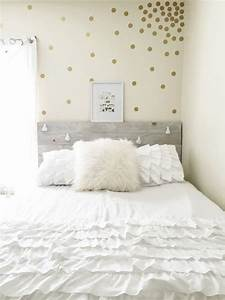 25 best ideas about polka dot room on pinterest polka With perfect reflective wall decals ideas to sparkle your rooms