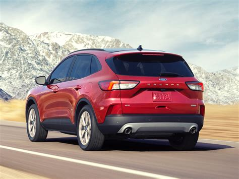 Research the 2021 ford escape with our expert reviews and ratings. New Sedona Orange Color For The 2019 Ford Escape