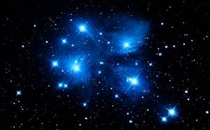 Blue stars - Stars & Space Background Wallpapers on ...