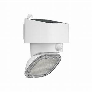 Soladin 2000  Ultra Bright Outdoor Solar Wall Light With