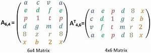 Transponierte Matrix Berechnen : matrizenrechnung aufgaben ~ Themetempest.com Abrechnung