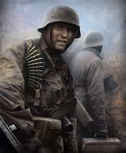 Waffen-SS Soldier by vaipaBG on DeviantArt