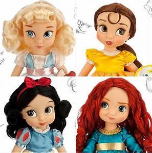 Boneca Jasmine Animators Disney Store Oficial Novo Modelo ...