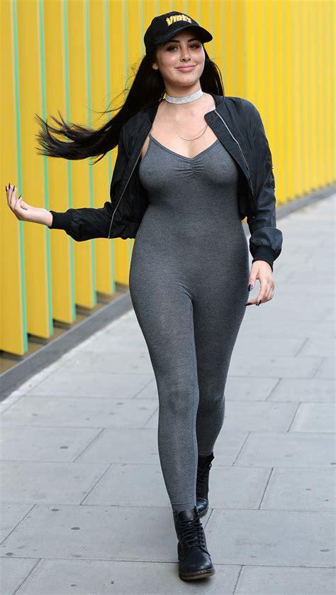 Geordie Shore Star Marnie Simpson Bares Nipples In