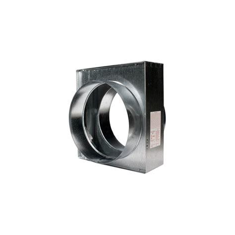 circular fire dampers  universal plate frame mm diameter