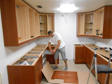 tips    install kitchen cabinets diy experience