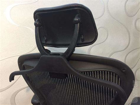 premium headrest for herman miller aeron chairs buy on