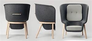 Pod Chair by Benjamin Hubert – MOCO Vote