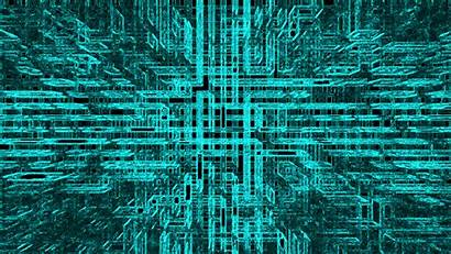 Futuristic Tech Abstract Technology Wallpapers Regus Future