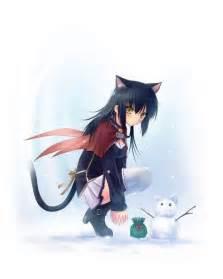 Anime Cat Girl