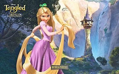Disney Walt Rapunzel Characters Princess Pascal Wallpapers