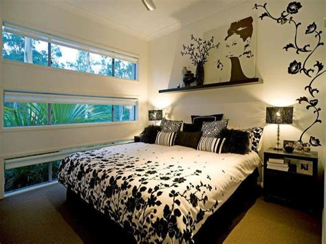 Black Bedroom Design Idea From A Real Australian Home