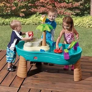 Table Jeux D Eau : step2 table eau splish splash achat vente bac ~ Melissatoandfro.com Idées de Décoration