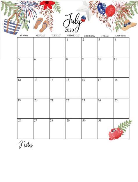 floral  calendar printable calendar