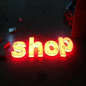 factoy outlet custom high brightness outdoor full acrylic With outdoor light up letters