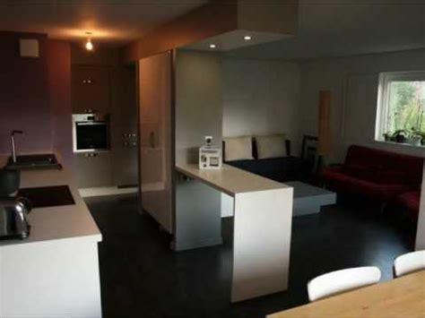 ouverture cuisine sur salon rénovation cuisine ouverte sur salon 85 m grenoble