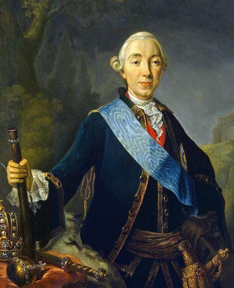 Peter  Ee  Iii Ee   Of Russia