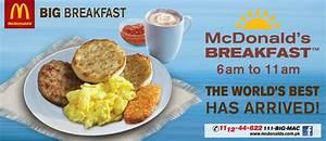 Meals & Deals: McDonalds Breakfast in Pakistan Now