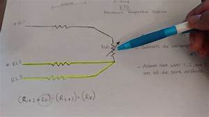 How A Three Wire Rtd Compensates For The Resistance If It