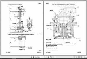 Case Hydraulic Wheeled  U0026 Crawler Excavator 1088 Service Manual 7-79944