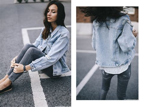 Outfit With Jeans Jacket