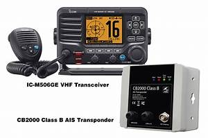 Ic-m506ge  Transponder Version    Ais Products