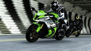 Kawasaki Ninja ZX10r Wallpapers HD