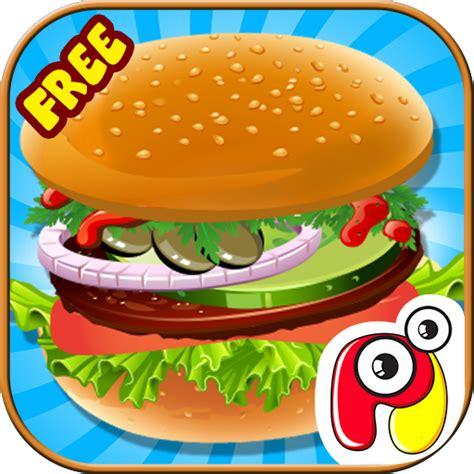 jeux gratuit cuisine en francais burger fabricant boutique cuisinière jeu burger maker