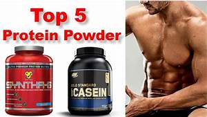 Top 5 Protein Powder Review