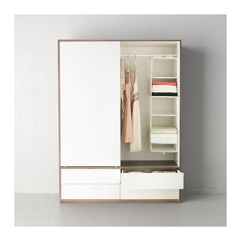 Ikea Schrank Kvikne by Trysil Wardrobe W Sliding Doors 4 Drawers Ikea Sliding
