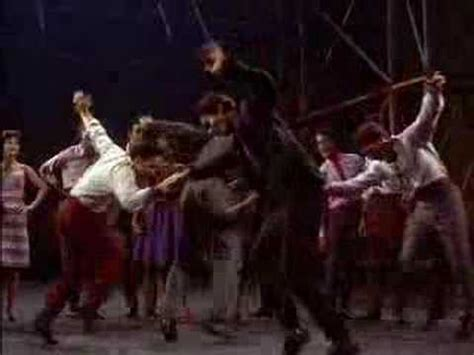 West Side Story  America Youtube