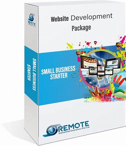 Package Commerce Website Advanced Packages Basic Software