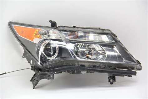 A12 Service Acura by Acura Mdx Right Passenger Headlight Light L 33101