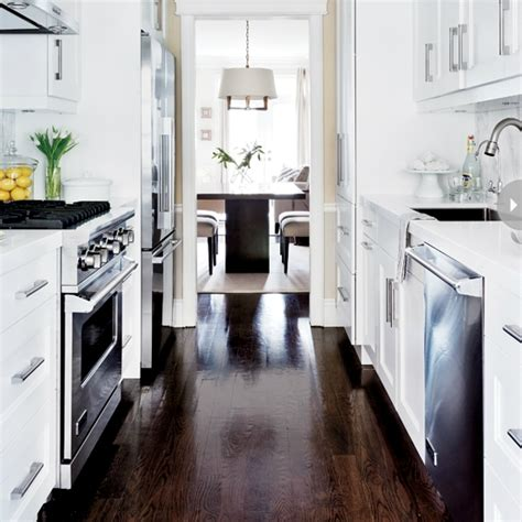 kitchen design ideas for small galley kitchens 21 best small galley kitchen ideas
