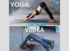 Verwechslung Yoga Vodka Russen Witze WitzeMaschine