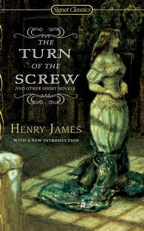 turn   screw   short novels  henry james
