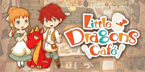 dragons cafe nintendo switch games nintendo