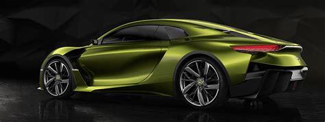 DS Concept Cars - DS Automobiles