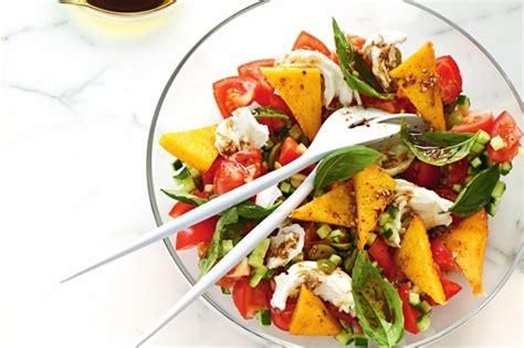 salads  light   christmas table image