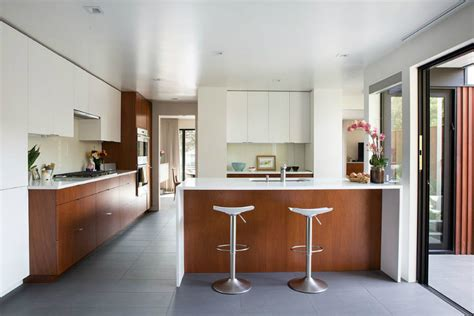 c kitchen design 1962 eichler home remodel in san francisco by klopf 1962