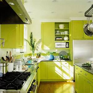 25 best ideas about lime green kitchen on pinterest With what kind of paint to use on kitchen cabinets for art for yellow walls