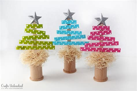 christmas projects christmas tree craft made with wood craft sticks