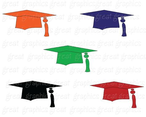 Free Graduation Cap And Gown Clipart, Download Free Clip