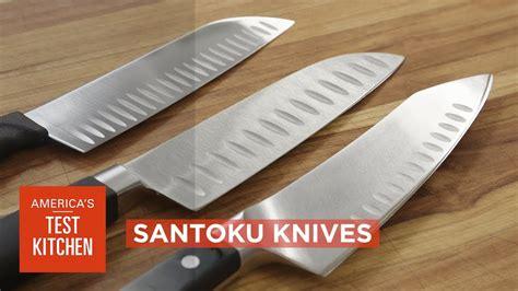 santoku knives equipment testing