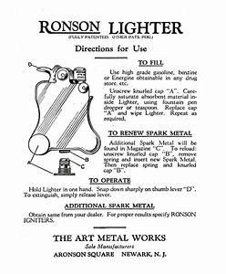 Table Lighters Collectors U0026 39  Guide  Faq  Ronson Banjo Pocket