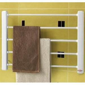 Petit Seche Serviette Electrique : seche serviette electrique faible hauteur ~ Premium-room.com Idées de Décoration