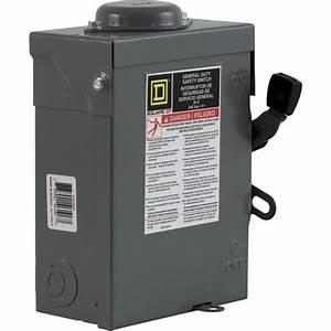 Square D 30 Amp 240