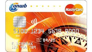 anwb creditcard aanvragen vergelijk anwb cards