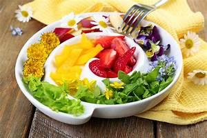 Welche Blumen Kann Man Essen : kochen blumen zum essen bringen farbe auf den teller ~ Watch28wear.com Haus und Dekorationen
