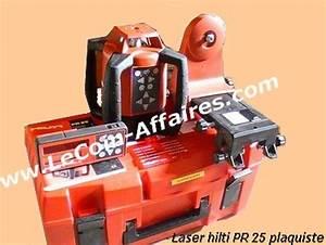Niveau Laser Plaquiste : le coin affaires niveau laser hilti pr 25 support ~ Premium-room.com Idées de Décoration
